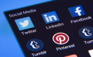 Social Media Marketing;Twitter;Facebook;Pinterest;Tumblr;Linkedin